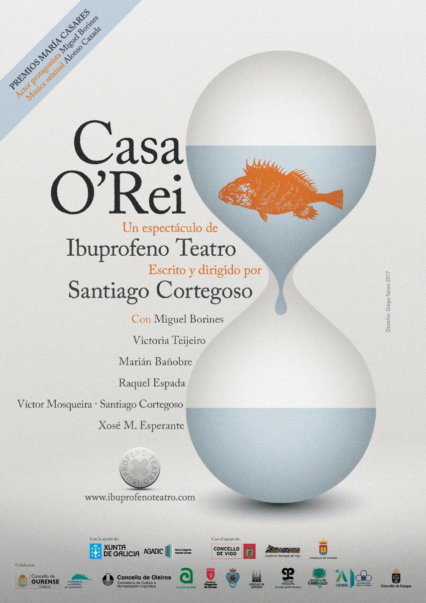 CASA O'REI EN CARBALLO