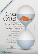 Presentación de Casa O'Rei en Galicia Escena Pro