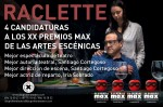 Raclette nos PREMIOS MAX