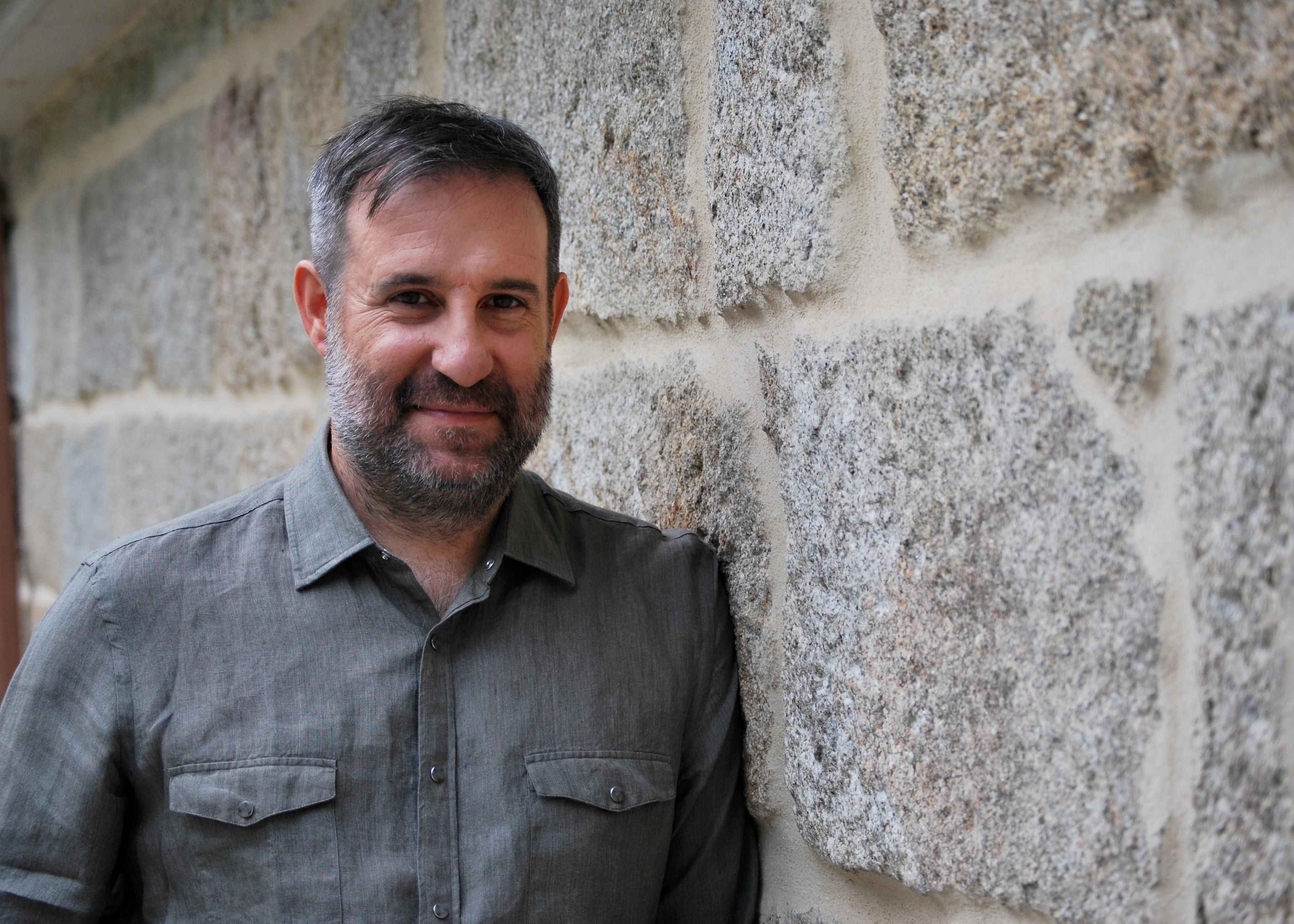 Santiago Cortegoso imparte un curso de escritura teatral en el Festival USCénica