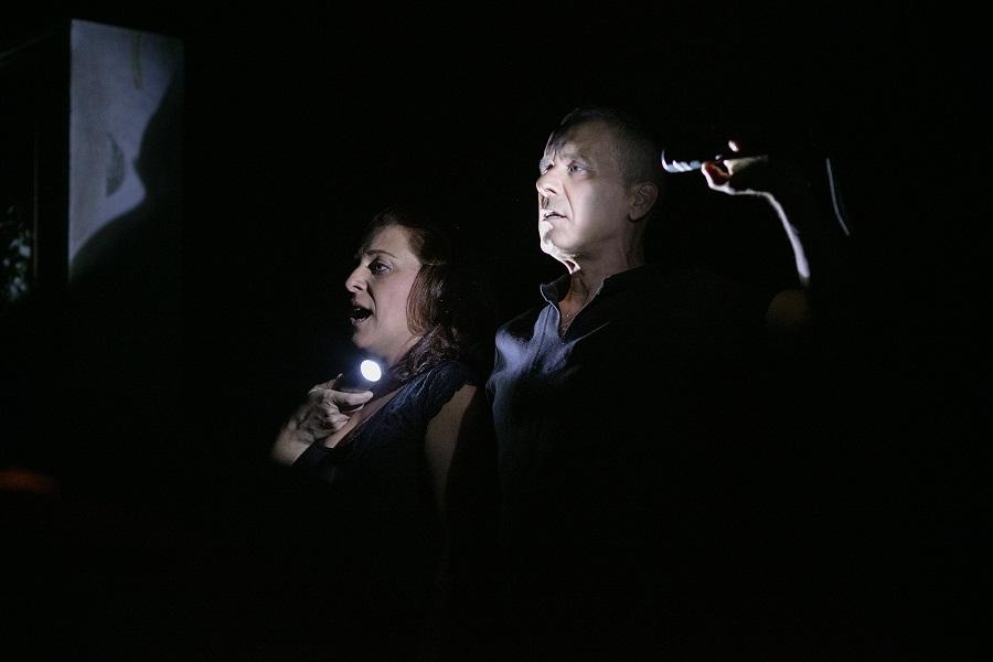 Avelino González recibe o Premio Dorotea Bárcena ao Mellor Actor