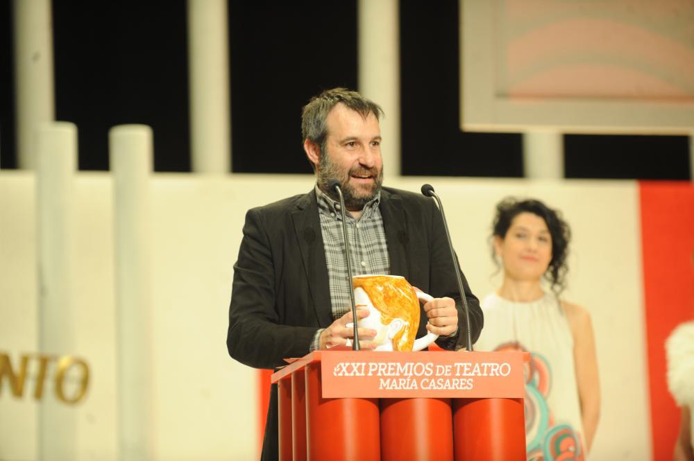 Premio María Casares a mejor texto original